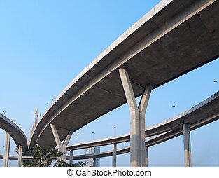 Intersection expressway