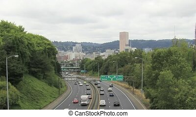 Interstate Highway I-84 Portland OR - Interstate Highway...