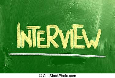 Interview Concept
