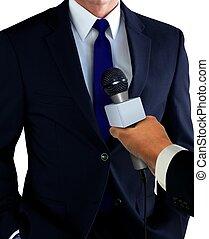 interview, nieuws