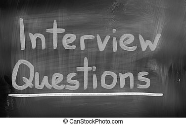 Interview Questions Concept