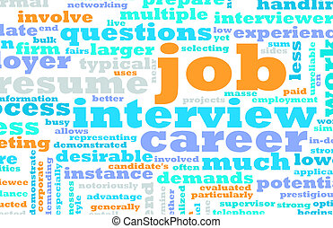 interview, werk