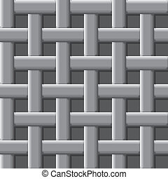 Interweaving lines - an abstract texture vector eps8