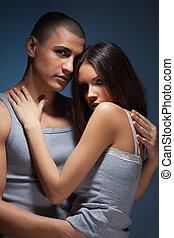 intimità, coppia