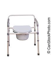 invalide, toilette