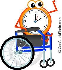 invalido, tempo