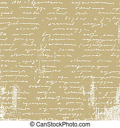 invecchiamento, manoscritto, carta da pacchi, illustrazione,...