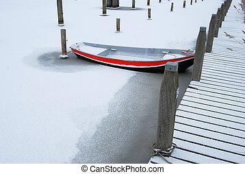 inverno, bote