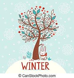 inverno, card.