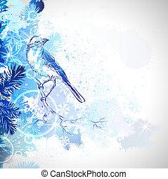 inverno, composizione