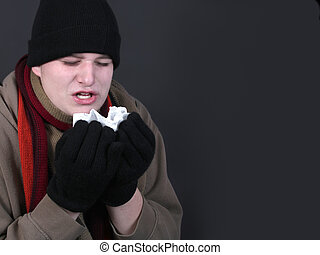 inverno, gripe