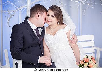inverno, matrimonio