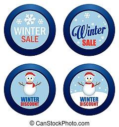 inverno, vendita
