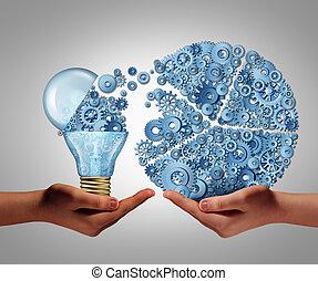 inversión, en, ideas