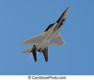 US MIlitary F15 Eagle Jet