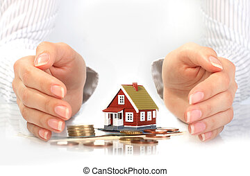 Invest in real estate. - Invest in real estate concept....