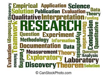 investigación