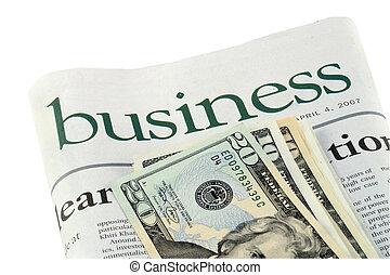 investimento, affari