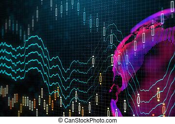 investimento, e, operação bancária, conceito