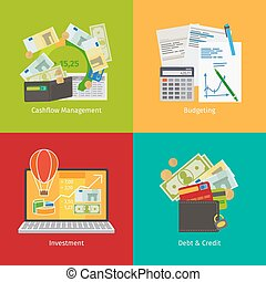 Investing and Personal Finance, Credit and Budgeting....