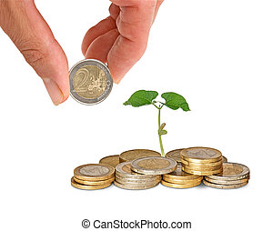 Investing to agriculture