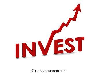 investir, graphique