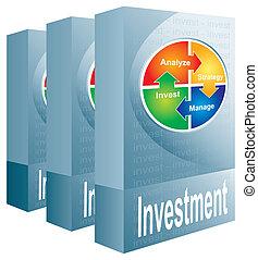 investissement, paquet