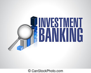 Investment Banking business finance graph