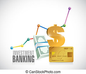 Investment Banking financial graphics