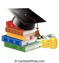 Investment in Education Concept