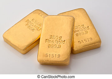 Investment in gold bullion - Investment in real gold than...