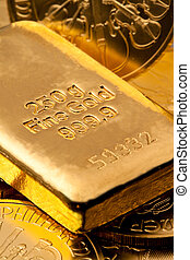 investment in real gold than gold bullion and goldm -...