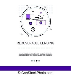 Investment Model Recoverable Lending Business Resources Web...