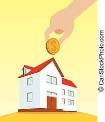 investment on property house