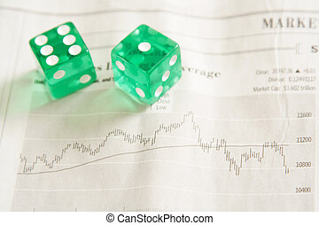 Investment risk - Taking a risk in the stock market