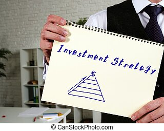 Investment Strategy phrase on the page.