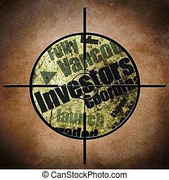 Investors target