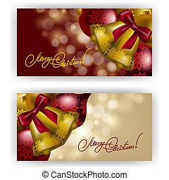 inviations, 安っぽい飾り, 背景, クリスマス