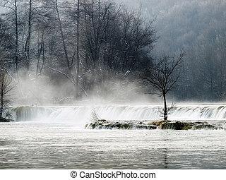 invierno, croata