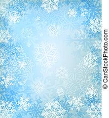 invierno, plano de fondo