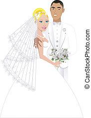 invitación boda, plantilla, 6