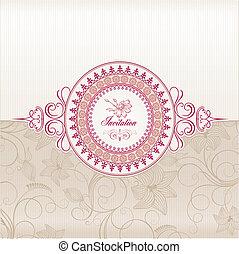 invitación boda, tarjeta