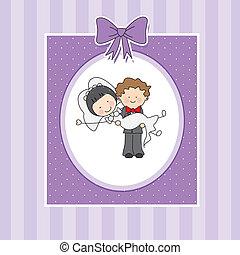 invitation bryllup