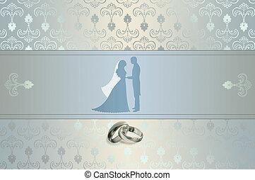 invitation., mariage