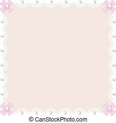 invitation or greeting card