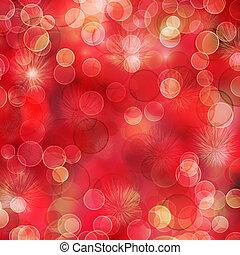 invitations, multicoloured, bokeh, greetings, пятно, или, ...