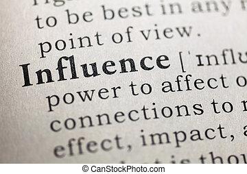 invloed