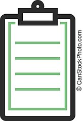 Invoice - Bill, invoice, payment icon vector image.Can also...