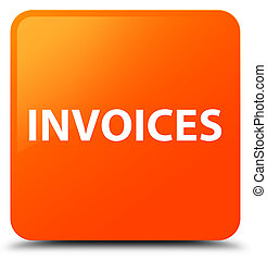 Invoices orange square button
