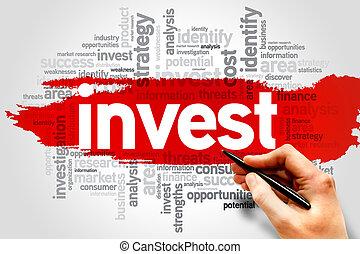 inwestować